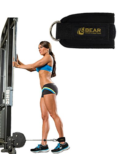 BEAR Strength Conditioning Ankle Strap