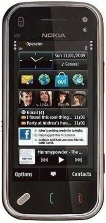Nokia N97 mini - Móvil libre (pantalla de 3,2