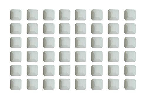 BBQration 48 Premium Ceramic Briquette Replacements for Lynx L27 Gas Grill