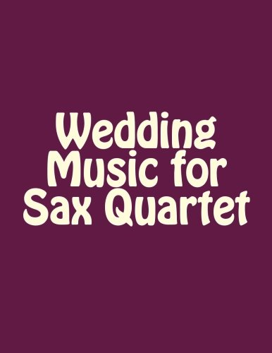 Download Wedding Music for Sax Quartet pdf epub