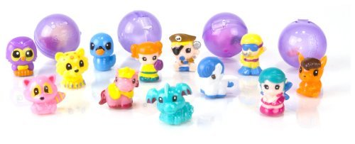Disney-Princess-Squinkies-Set-Cinderella-Bubble-Pack-Boys-Barbie-Fuzzies thumbnail 19