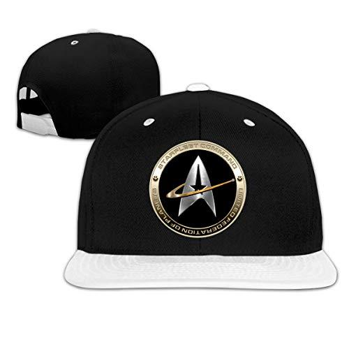 Walter Margaret Hittings Neva Star Trek 50 Unisex Hip-Hop Baseball Cap Adorable Sun Caps Fishing Hat White -