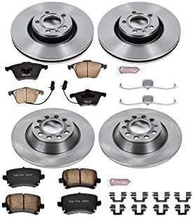 Autospecialty KOE2993 1-Click OE Replacement Brake Kit