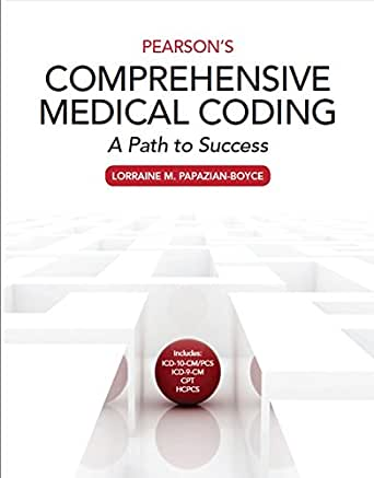 Pearsons comprehensive medical coding kindle edition by pearsons comprehensive medical coding 1st edition kindle edition fandeluxe Image collections