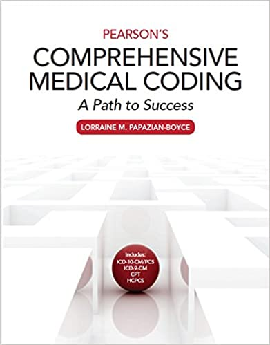 Pearsons comprehensive medical coding kindle edition by lorraine pearsons comprehensive medical coding 1st edition kindle edition fandeluxe Image collections