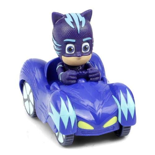 Mini Veiculo Com Personagem Pj Masks - Felinomovel
