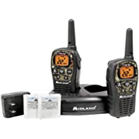 Midland Radio LXT535VP3 Midland 22 Channel 24 Mile Camo Two-Way Radios