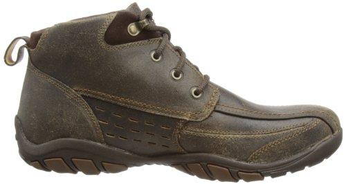 Skechers DixonHousler - Botas de cuero hombre marrón - Braun (BRN)