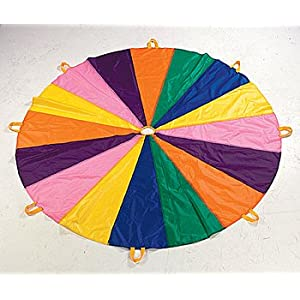 6 Ft Super Sturdy Parachute Curriculum Projects & Activities & Active Play