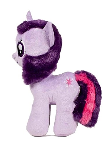 My Little Pony - Peluche Twilight Sparkle Chunky (violeta) 27cm - Calidad super soft: Amazon.es: Juguetes y juegos