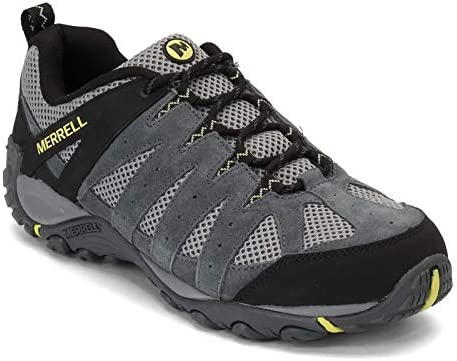 Merrell Men s, Accentor 2 Ventilator Hiking Shoe Grey 11.5 M