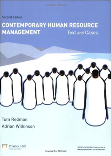 Contemporary human resource management text and cases 2nd edition contemporary human resource management text and cases 2nd edition 9780273686637 human resources books amazon fandeluxe Choice Image