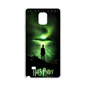 Green scenery Harry Potter Cell Phone Case for Samsung Galaxy Note4
