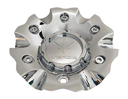 4 Chrome Wheel Center Cap ()