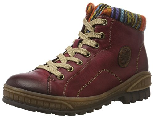 Rieker Kinder K3692, Mädchen Combat Boots,