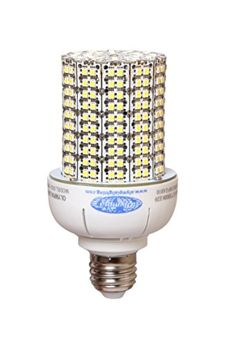 55k Bulbs - 15W Compact Cluster LED Bulb 5500K E26 100-277V Replacement for 70W HID (MH, HPS, MVP) and 26W CFL