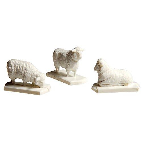 Atlas 779 Sheep - 12 White & 1 Black