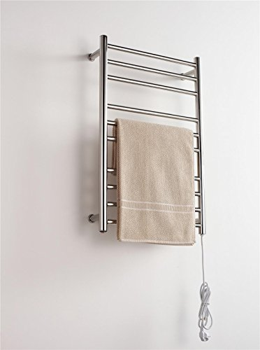 Chrome Towel Rail Radiator - 4