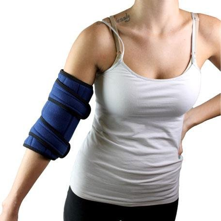 Premium Adult Elbow Immobilizer Stabilizer Support Brace/Splint - Small/Medium (Best Elbow Support Brace)