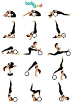BodyGood Rueda de Yoga Yoga Wheel - Wood: Amazon.es ...