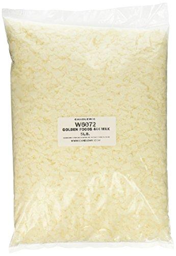 Natural Soy 444 Wax: 10 pound bag