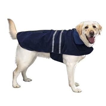 V & A Enterprises VIVI oso caliente para perro abrigo para mujer con seguridad bandas reflectantes