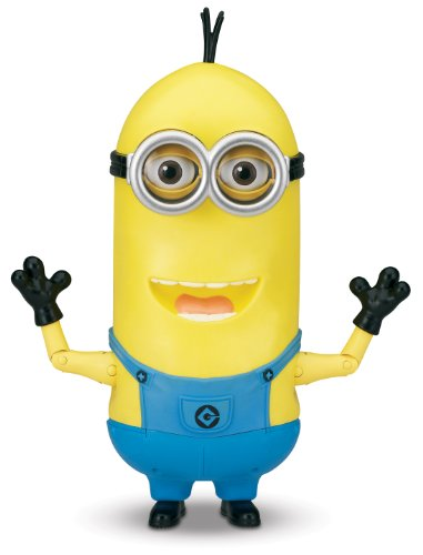 Despicable Me Minion Tim The Singing Action Figure -