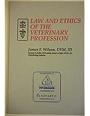 Law & Ethics of Veterinary Profession