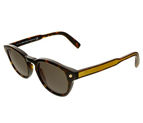 Dsquared2 for man dq0142 - 52N, Designer Sunglasses Caliber - Sunglasses Symbols Designer