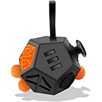 Fidget Dodecagon –12-Side Fidget Cube Relieves Stress and Anxiety Anti depression cube for Children and Adults with…