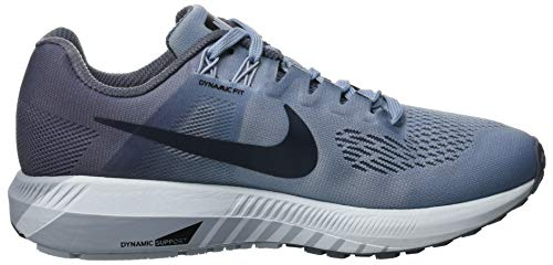 armory Navy 400 Nike Donna Running Structure armory Blue Air cirrus Zoom Multicolore Blue W Scarpe 21 Zq7ZP0