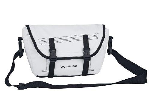 Vaude Luke - Mochila bandolera (22 x 33 x 8 cm) blanco blanco Talla:33 cm blanco