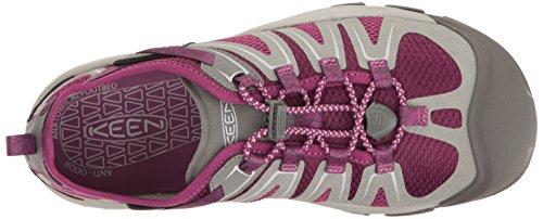 Keen Mckenzie Ii W, Sandalias para Mujer Gris (Neutral Gray/dark Purple)