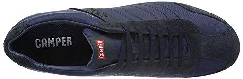 Camper 18302 Pelotas Xl Azul Marino Rojo Hombres Entrenadores Zapatos