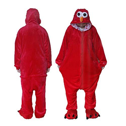 Adult Onesie Unisex Animal Pajamas Cosplay Costume Christmas Party