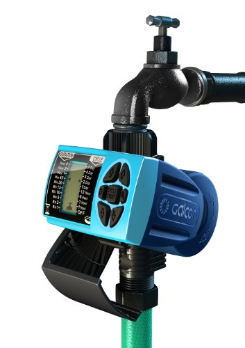 Galcon 11000EZ Beautifully Designed User-Friendly Hose-End Tap Timer For Sale