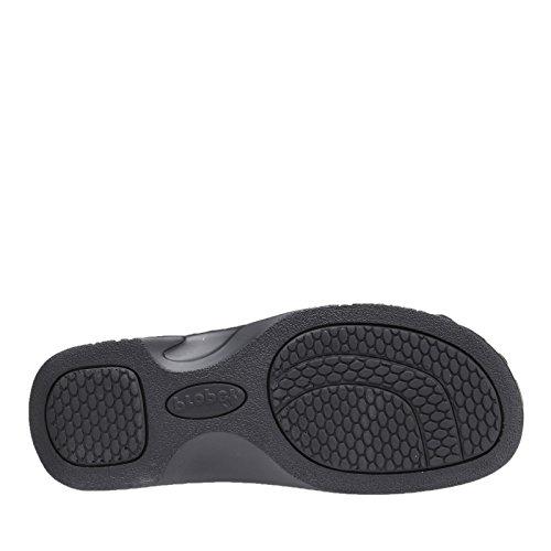 Propet Ortho Walker Elite Larga Pelle Sandalo da Sport