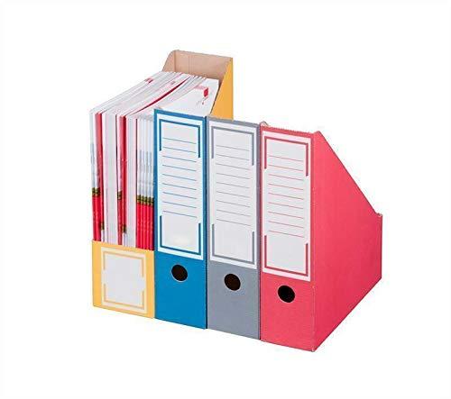 Archiv-Stehsammler 257 x 77 x 317 mm grau Archivschachtel Archivkarton 20 St/ück