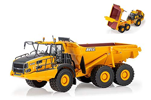 BELL B45E ARTICULATED TRUCK 1 50 - USK Scalemodels - Mezzi Industriali - Die Cast - Modellino