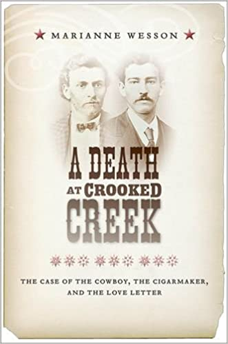 A Death At Crooked Creek | Marianne Wilson
