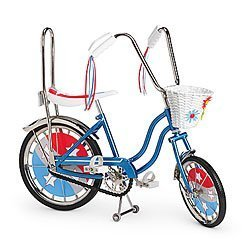 American Girl Julie's Banana Seat Bike