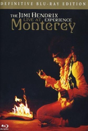 Live at Monterey [Blu-ray] by Experience Hendrix by The Jimi Hendrix Experience (The Jimi Hendrix Experience Live At Monterey)