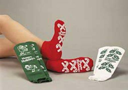 Tred Mates - Alimed Slipper Socks Pillow Paws Tred Mates Youth Child Light Blue