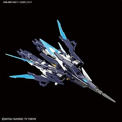Bandai Hobby MG Gundam Age-II Magnum Gundam Build Divers Model Kit: Toys & Games