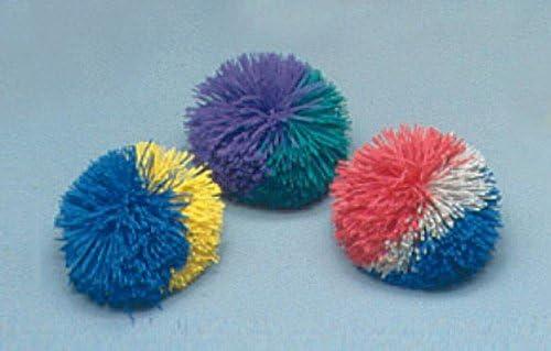 Softee - pelotas pom-pom diam 65 mm: Amazon.es: Juguetes y juegos
