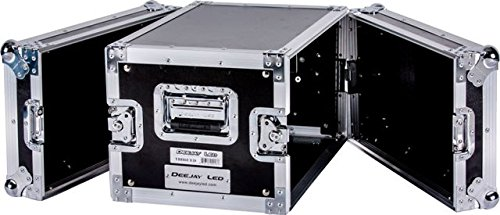 DEEJAYLED TBH Flight CASE 6U Effect CASE-14 Body Depth (TBH6UED from Deejay LED
