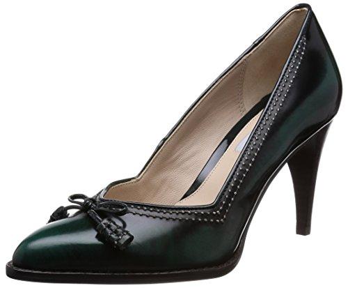 Bombay Escarpins Clarks Green Lea Femme Vert Deeta dark 4Hqq5wP