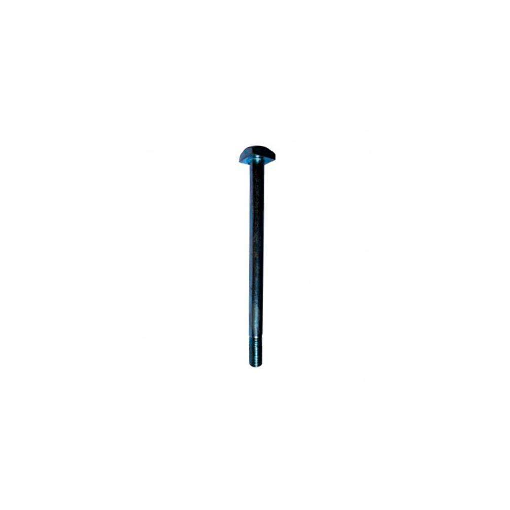 Boulon charpente bois t/ête carr/ée 18 x 275 mm Zingu/é Boite de 15 pcs DIAMWOOD BC1827502B Diamwood