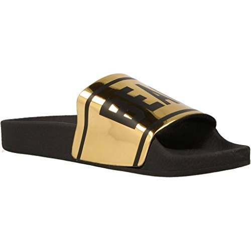 Sandalias Para Y Modelo White Brand Mujer Mujer Marca Brand Gold The Color Holy Chanclas Beach Gold rfSpnxrW