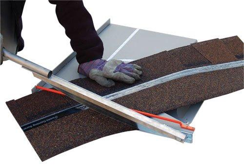 Roof Zone 13806 Shingle Shaper and Shingle Cutter
